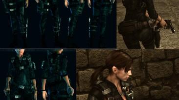 """Resident Evil: Revelations """"Jill """"Commando wetsuit"""" mod"""""""