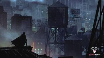 Концепт-арты игры Batman - The Telltale Series