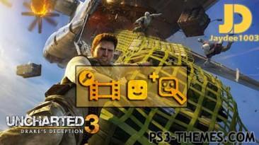 Uncharted 3 тема для PS3(2)