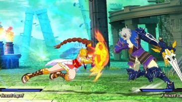 Файтинг Blade Strangers выйдет этим летом на PlayStation 4, Nintendo Switch и PC