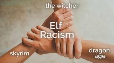 Расизм по отношению к эльфам