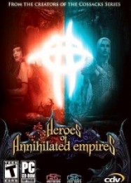 Обложка игры Heroes of Annihilated Empires