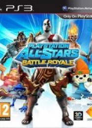 Обложка игры PlayStation All-Stars: Battle Royale