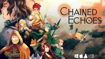 Бесплатная демоверсия для JRPG в стиле SNES, Chained Echoes, доступна в течение ограниченного времени