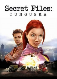 Обложка игры The Secret Files: Tunguska
