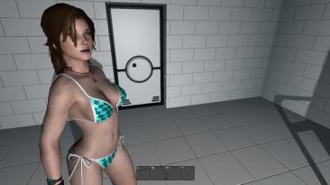 "Haydee ""Lara Croft Black Edition (+Nude)"""
