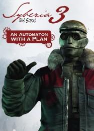 Обложка игры Syberia 3: An Automaton with a Plan