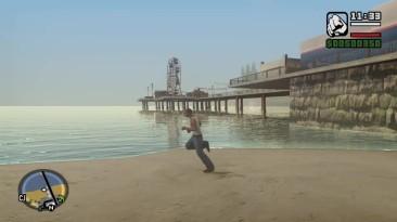 В GTA: San Andreas улучшили графику