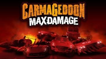Carmageddon - Max Damage: Трейнер/Trainer (+3) [1.0.0.9853] {MrAntiFun}