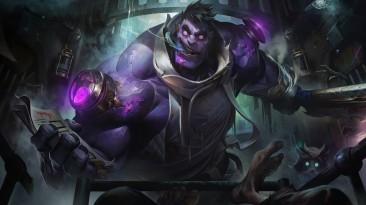 League of Legends: Riot представили обновленного Доктора Мундо