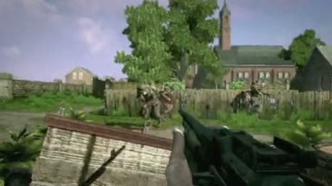 """Brothers in Arms: HH """"Ubidays 2008: Gameplay"""""""