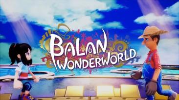 Геймплей демоверсии Balan Wonderworld