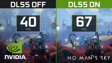 No Man's Sky, Everspace 2 и другие получат поддержку технологии NVIDIA DLSS