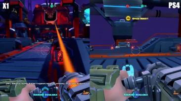 "Battleborn (Beta) ""Сравнение версии - PS4 vs Xbox One vs PC"""