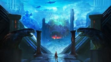 """Игровой директор DLC """"Судьба Атлантиды"""" рассказывает о проделанной работе"""
