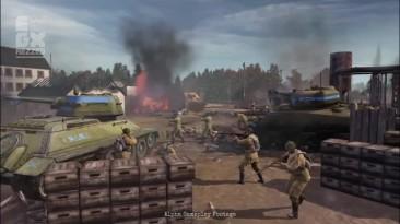 Дебютный геймплей Company of Heroes 2: The Western Front Armies