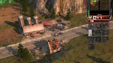 """Command & Conquer 3: Tiberium Wars """"Карта - River Rush"""""""