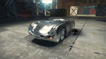 "Car Mechanic Simulator 2018 ""Porsche 550 1955"""