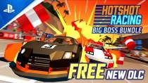 Состоялся релиз первого бесплатного дополнения для аркадных гонок Hotshot Racing