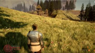 Chronicles of Elyria - Демонстрация системы передвижения персонажа