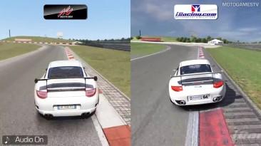 Assetto Corsa vs iRacing