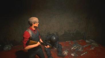 """Resident Evil 2 """"Leon-Noir Dandy Monster Charmer v5"""""""