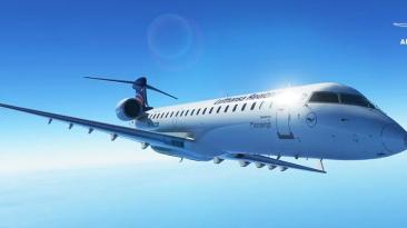 Вышла надстройка CJR для Microsoft Flight Simulator с новым трейлером