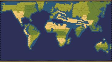 "Sid Meier's Civilization 6 ""Эоценовая Земля"""