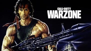 В Call of Duty: Warzone могут добавить Джона Рэмбо