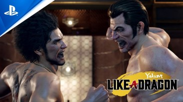 Релизный трейлер Yakuza: Like a Dragon для PS5