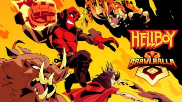 В апреле в бесплатном сетевом файтинге Brawlhalla появятся Хеллбой, Нимуэ, Груагах и Бен Даймио