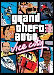 Обложка игры Grand Theft Auto: Vice City