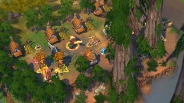 "Heroes Of Might And Magic 5: Повелитель орды ""Карта - Far Islands"""