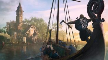 """Для Assassin's Creed Valhalla готовят фестиваль """"Дикой охоты"""""""