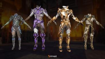 Косметические предметы в Ashes of Creation можно будет получить игровым путём