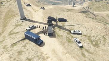 """Grand Theft Auto 5 """"Suspected Meth Lab Scene 1.1"""""""