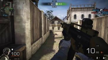 Black Squad - оружие G36 GL