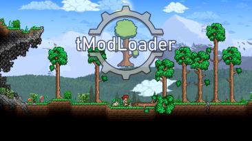 "Terraria ""tModLoader v0.11.8"""