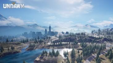 """В новом видео выживалки """"Undawn"""" показали локации на движке игры"""