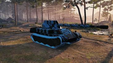 "World of Tanks ""Ремодель танка Skorpion"""