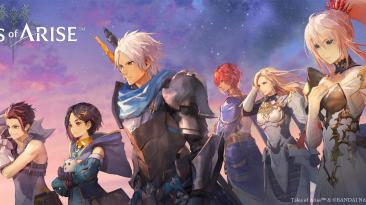 Tales of Arise по пиковому числу игроков побила рекорд серии в Steam