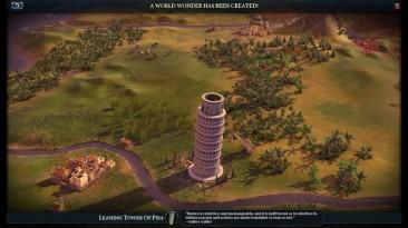 "Sid Meier's Civilization 6 ""Leaning Tower of Pisa (World Wonder)"""