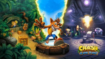 Crash Bandicoot N. Sane Trilogy - Версии для Xbox One, Switch и PC тоже получат дополнение Stormy Ascent