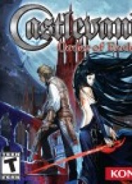 Обложка игры Castlevania: Order of Ecclesia