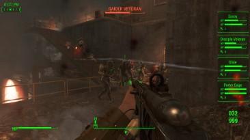 "Fallout 4 ""Виджет статуса компаньонов / Companion Status HUD"""
