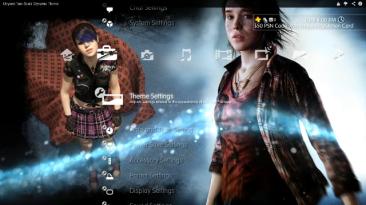 "Beyond: Two Souls ""Темы для PS3"""