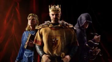 Crusader Kings 3 установила рекорд по продажам среди стратегий на ПК