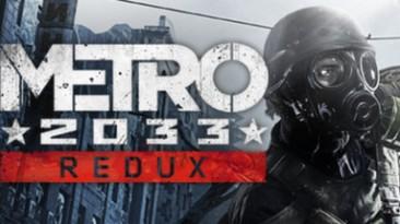 "Metro 2033 - Redux: Трейнер/Trainer (+7) [1.0.0.3: Alternate ""B"" Version] {MrAntiFun}"