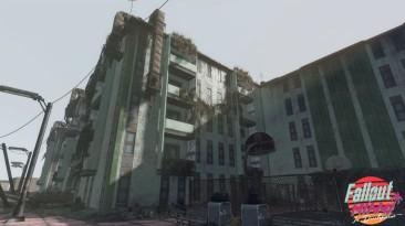 Арты локаций из модификации Fallout: Miami