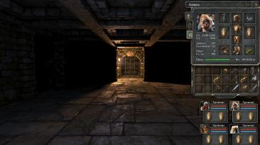 Legend Of Grimrock: Сохранение/SaveGame (Топовое сохранение, все персонажи прокачаны в самом начале игры. Все лучшие предметы и оружие)